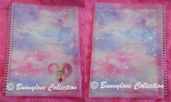 Sailor Moon Ring Pocket File 1