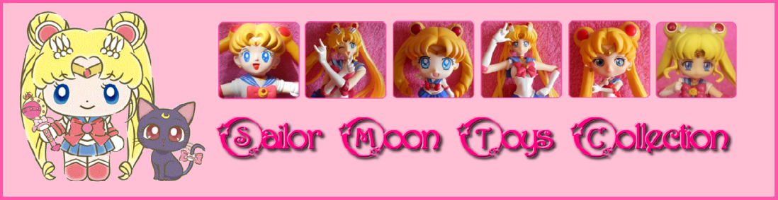 Sailor Moon Toys Collection