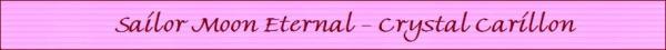 Crystal carrillon