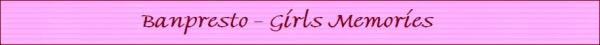Girls memories