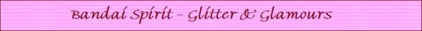 Glitters and glamours