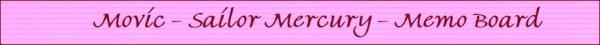 Memoboard