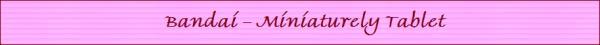 Miniaturelytablet