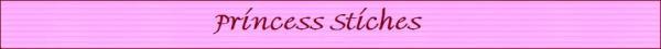 Princess stiches