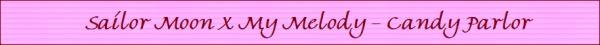 Sailor moon melody candy
